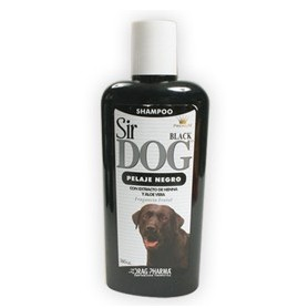 Sirdog Black shampoo 390ml