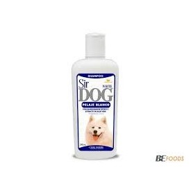 Sirdog white shampoo 390ml