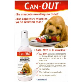 Can Out spray amargante 100ml
