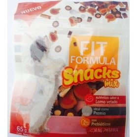 Fit Snack Mix para perros 65gr