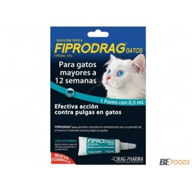 Fiprodrag Pipeta Gatos 0,5ml