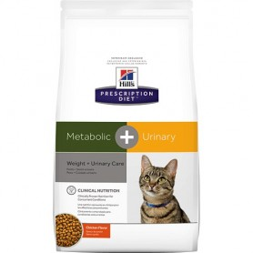 Metabolic urinary gato  2.88 kg