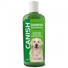 Canish Shampoo Herbal 390 ml