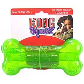 Kong Squeezz Bone Medium