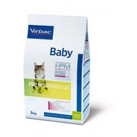 Baby Pre Neutered Cat 1.5kg