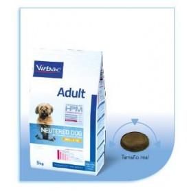 Alimento HPM Virbac Perro Adulto Castrado Small & Toy 3 kg