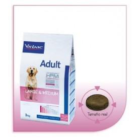 Alimento HPM Dog Adult Large & Medium 3