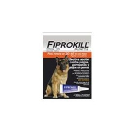 Fiprokill Pipeta Perros de 20 a 40 kg