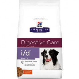 Hills Canine Prescription Diet I/D Low Fat 3.85Kg