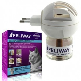 Feliway Difusor + repuesto 48 ml