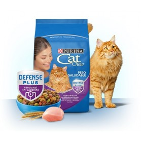 Cat Chow Peso Saludable 8Kg