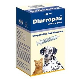 Diarrepas Suspensión Oral 100ml