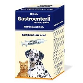Gastroenteril Suspensión Oral 120ml