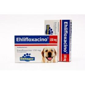 Ehlifloxacino 150mg Comprimidos Raza Grande