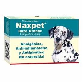 Naxpet 30mg Comprimidos Raza Grande