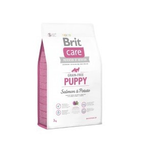 Brit Care Puppy Salmon & Papas 3kg