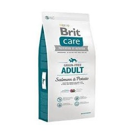 Brit Care Libre de Grano Adult Salmon 3kg