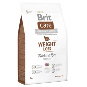 Brit Care Weight Loss Conejo y Arroz 3kg