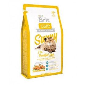 Brit Care Cat Beautiful Hair Sunny 2 kg