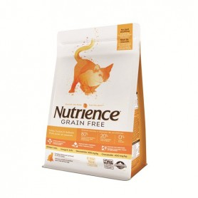 Nutrience Grain Free Pavo/Pollo/Arenque 2,5kg