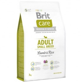 Brit Care Adult Small Cordero y Arroz 1 kg