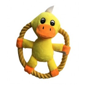 Juguete Pollito Frisbee