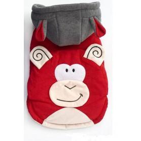 Poleron Monkey Red Small