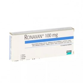 Ronaxan 100 mg 10 comprimidos