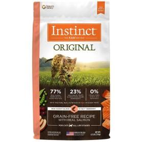 Instinct Original Gato Receta Real Salmon 2 kg
