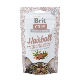 Brit Care Cat Snack Hairball 50 grs