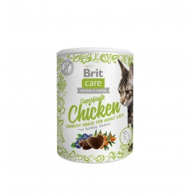 Brit Care Cat Superfruits Chicken 100 grs