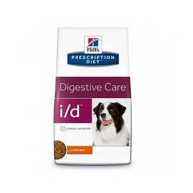 Hills Canine Prescription Diet I/D 3,85Kg. (ID)
