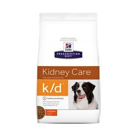 Hills Prescription Diet Canine K/D 3.85 kg (KD)