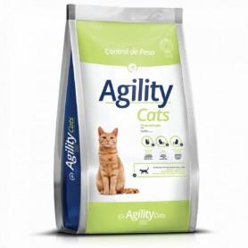 Alimento Agility Cats Premium Control de Peso 1.5 kg