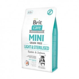 Brit Care Mini GF Light & Sterilised 2 kg