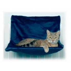 Cama Warming Bed Felina Azul