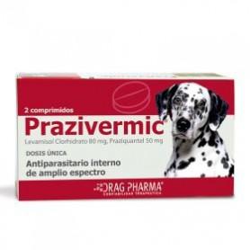 Prazivermic 2 comprimidos