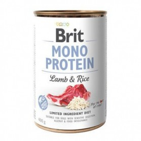 Brit Mono Protein Lamb and Rice