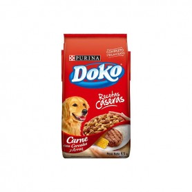 Doko Carne Cereal y Arroz 21 Kg