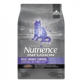 Nutrience Infusion Gato Control Peso 2,27kg