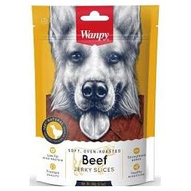 Wanpy Soft Beef Jerky Slices 100 grs