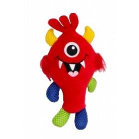 Peluche Pawis Monster Rojo