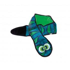 Juguete Hound Snake Blue Green