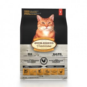Oven Baked Tradition Cat Senior and Weigth Management 2.27 Kg