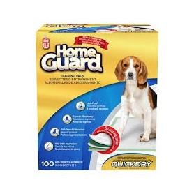 Alfombrilla Home Guard Perro 100 unidades