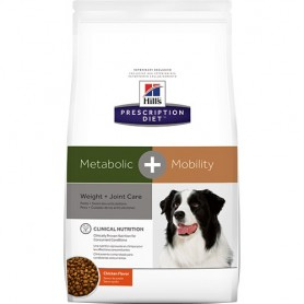 Hills Canine Metabolic + Mobility 10.8 Kg