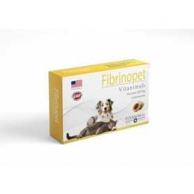 Fibrinopet 10 comprimidos