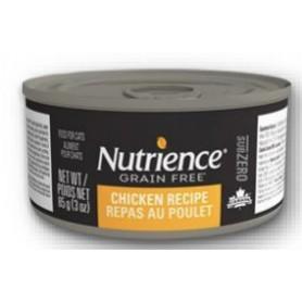 Nutrience Gato Grain Free Chicken 85grs