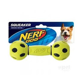 Juguete Nerf Rubber Wrapped Bash Barbell