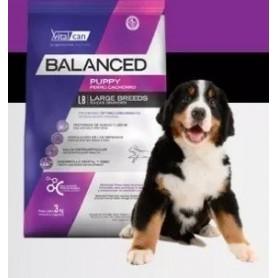 VitalCan Balanced Perro Cachorro Raza Grande x 3 kg